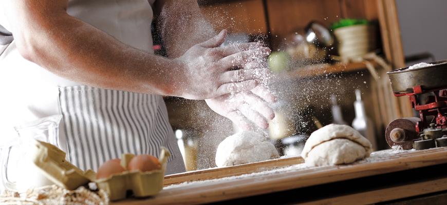beginner baker